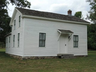 John Fallass house museum