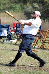 Fallassburgh Flats vintage baseball team