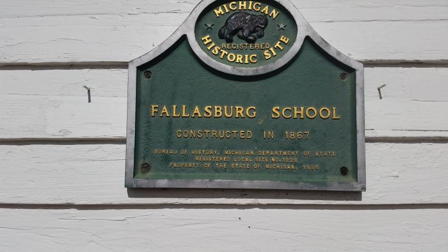 Fallasburg school