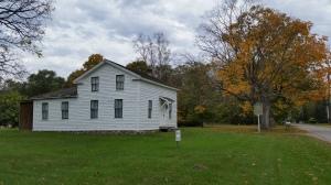Fallasburg founder John Fallass' house