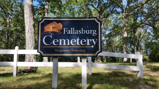 Fallasburg Cemetery.