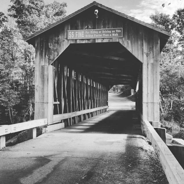 Fallas bridge b&w