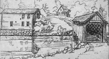 Fallasburg village