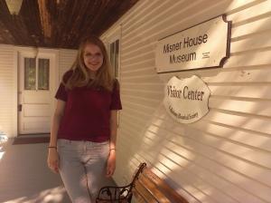 The Misner House