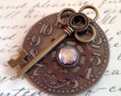 Steampunk antique brass (2)
