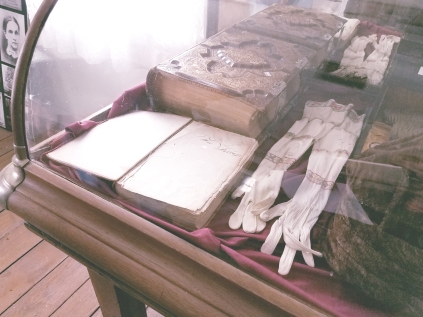 Artifacts at Fallass House