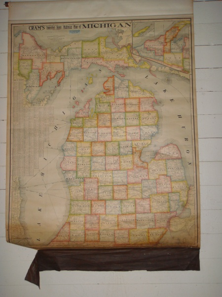 Fallasburg maps